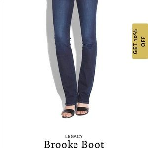 Lucky Brand Jeans - Lucky Brand Brooke Boot Jeans